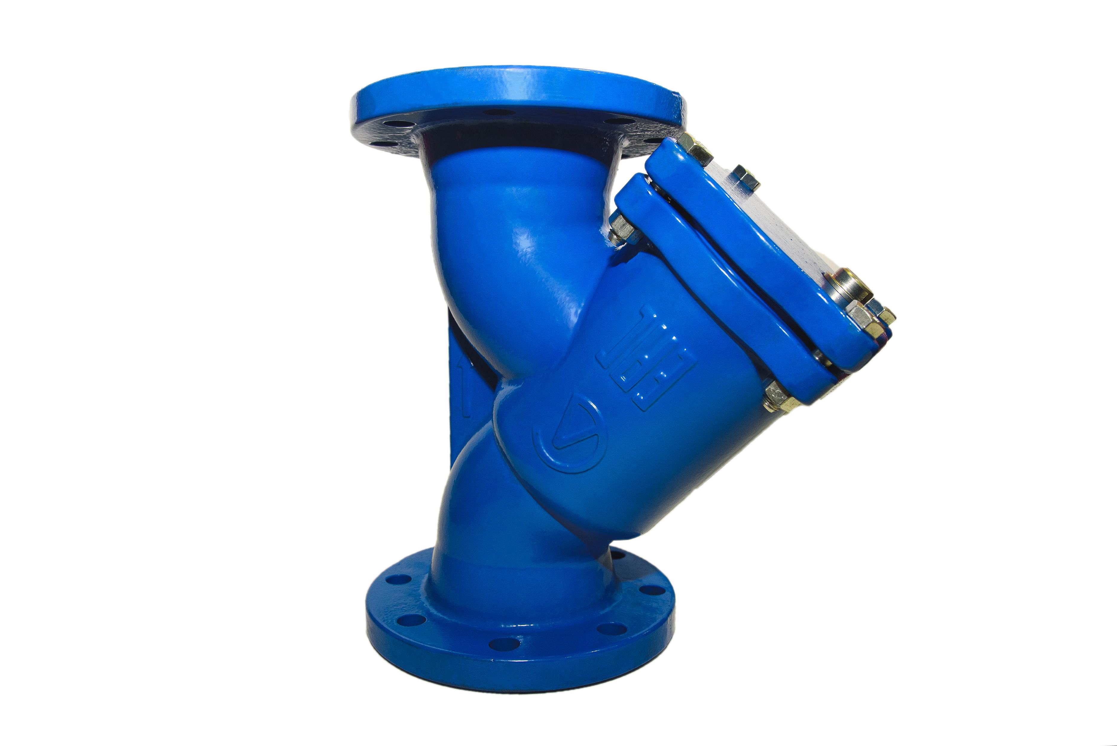 Фильтр чугунный осадочный PN16